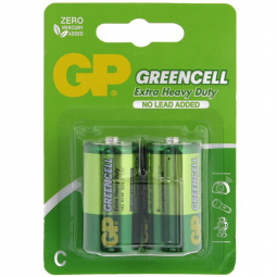 Батарейка GP Greenceel R14 за 1шт